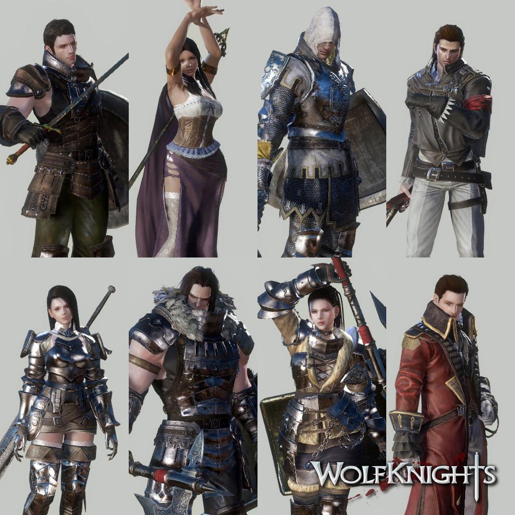 WolfKnights Online