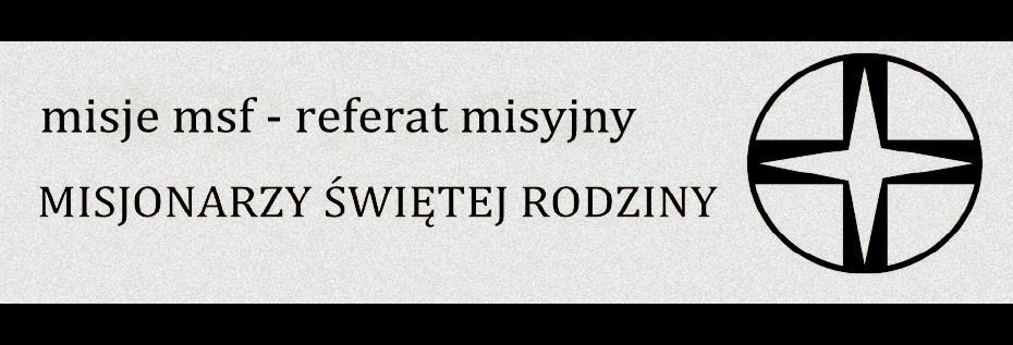 MISJE MSF - REFERAT MISYJNY