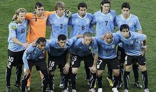 Con nomina de lujo Uruguay recibirá a Venezuela