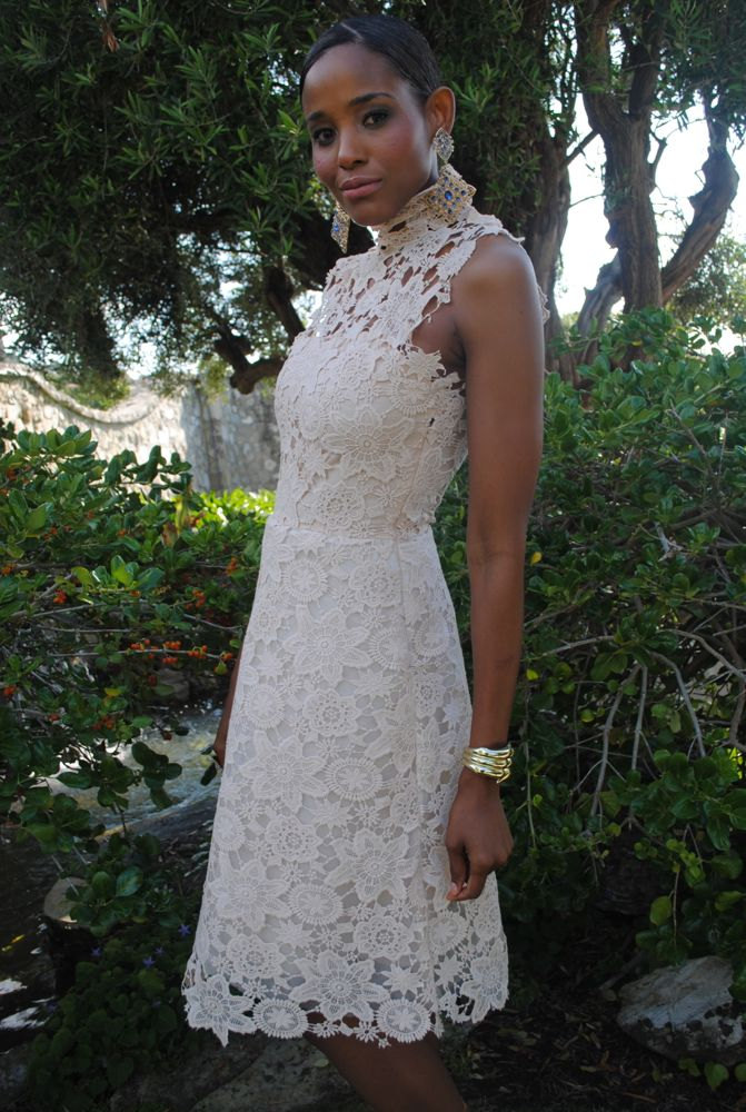 HOMADITHA: Robe de mariée pour la mairie