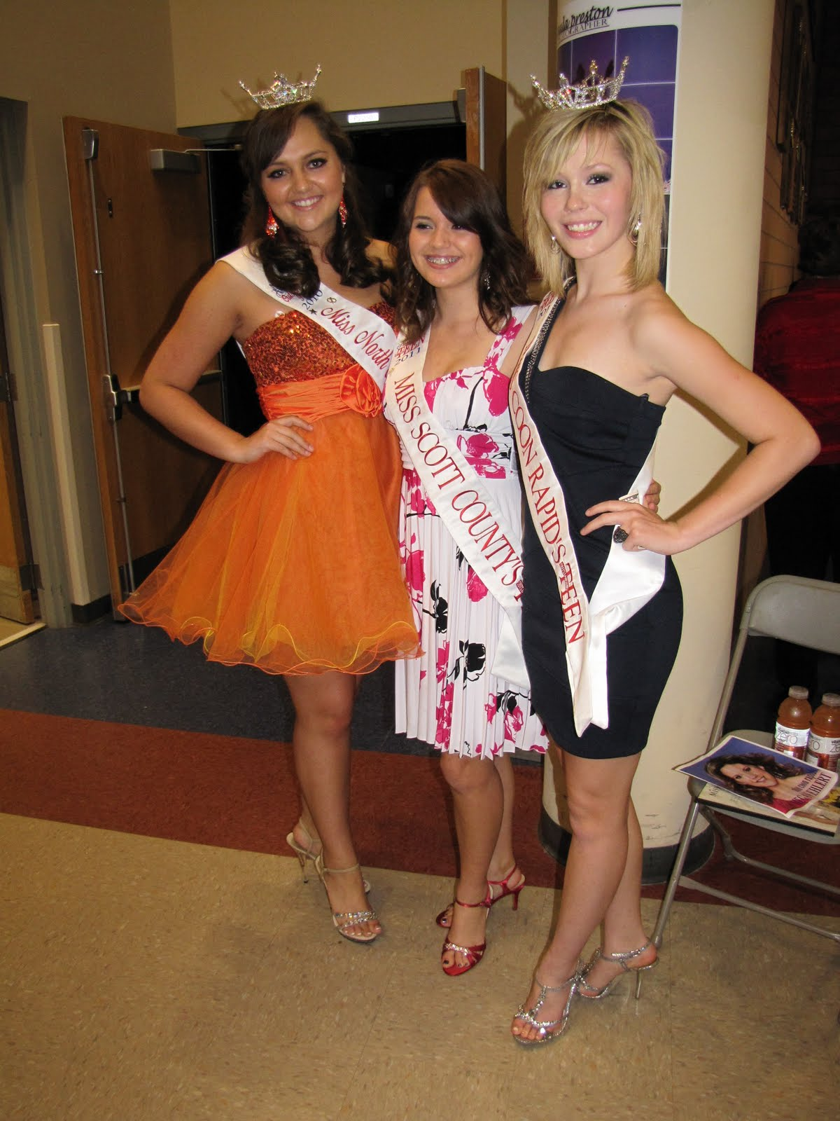 Miss%2BMinnesota%2B2011%2B045 Lauren and I were both 1st runners up in the Teen and Miss divisions :)