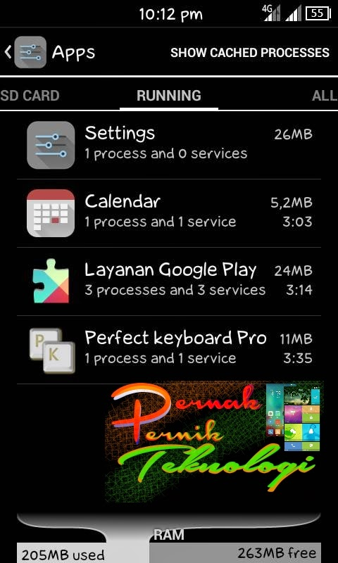 CUSTOM ROM For Evercoss a28a : Gem Afterlife V6 Final | Pernak Pernik