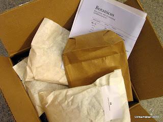 beställning från Botanicus