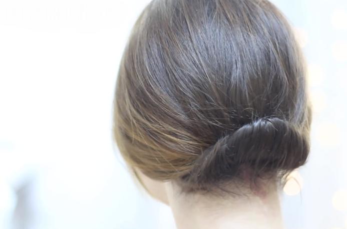 Peinados Recogidos Fáciles para Cabello Corto