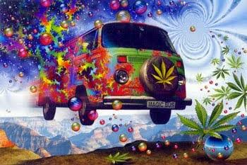 Hay un hippie dentro de mi...