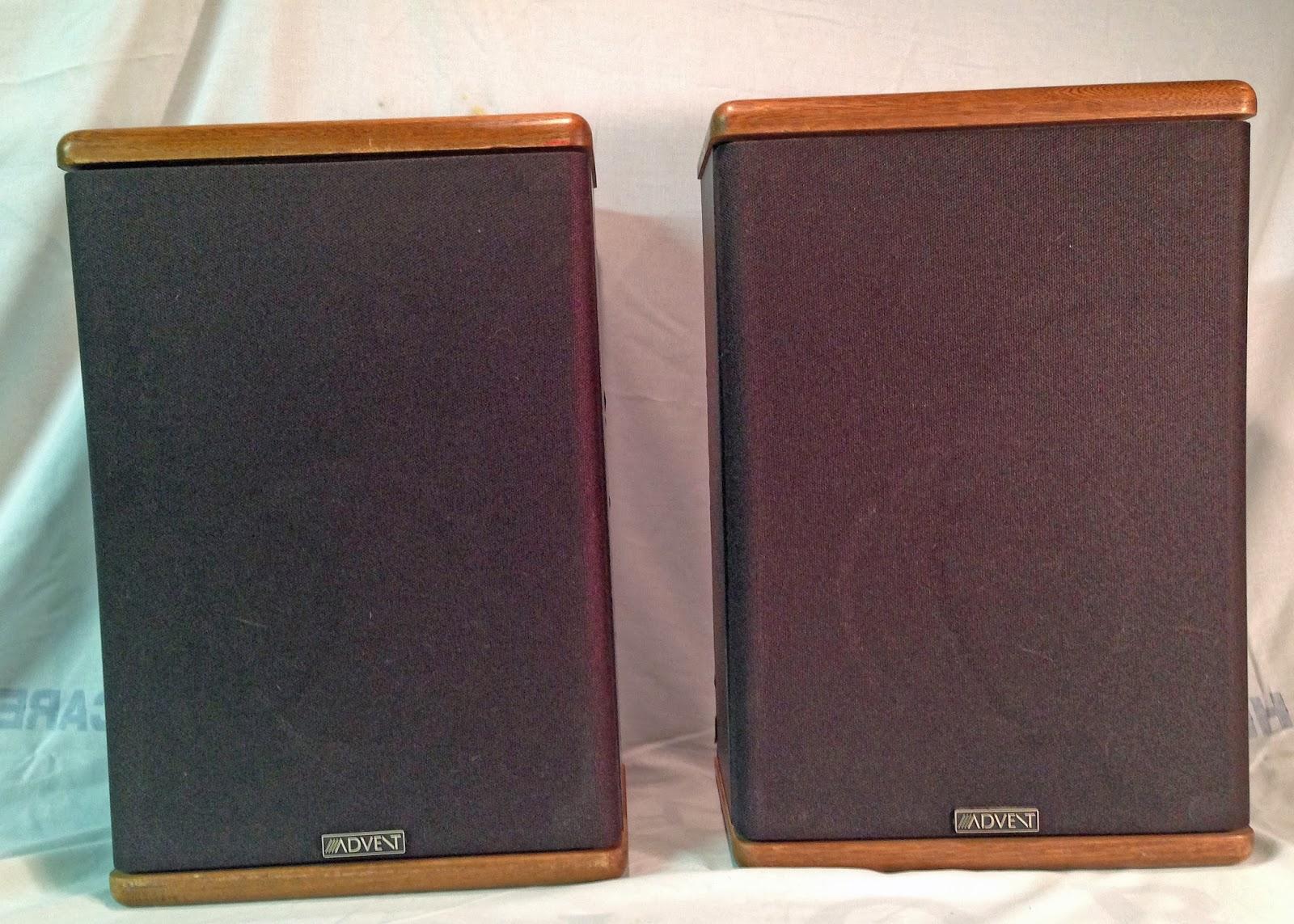 Advent surround sound speakers