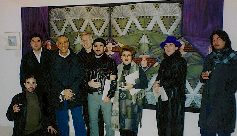 Briel&Selgas / Opening / 2001