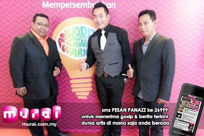 Malaysia, Hiburan, Artis Malaysia, Selebriti, Anugerah Lawak Warna, Dianjurkan, IB, 16, Ogos, ini