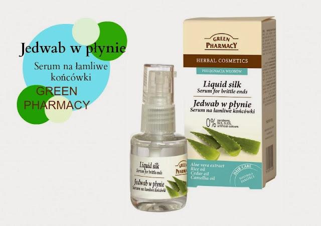Elfa, Green Pharmacy, Jedwab w płynie