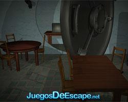 solucion juego Escape 3D Bank 3 guia