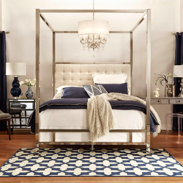 Huge Giveaway From Inspire Q 4 Poster Mirrored Bed 900