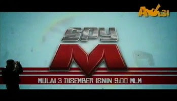 video youtube drama spy m episod 13 (akhir)