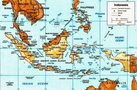 Pengertian Peta dan Syarat-syarat Peta