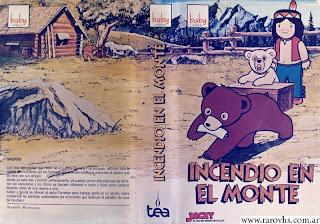 Jacky: El oso del bosque de TALLAC