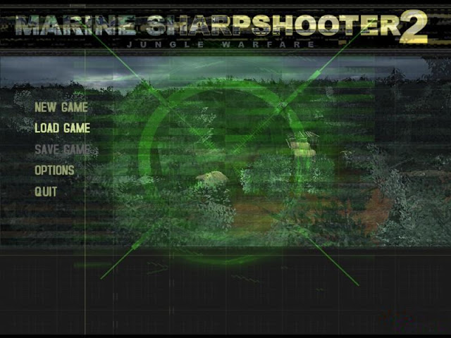Marine Sharpshooter 2 jungle Warfare PC Game