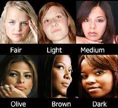 You Probably Have Fair Skin If You Have Very Light Hair And Eyes. Caring  For Fair Skin Can Be Very Difficult ... Idea