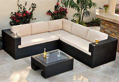 Same goes for the Savannah patio furniture set at Costco - Mad For Mid-Century: Modern Outdoor Patio Furniture