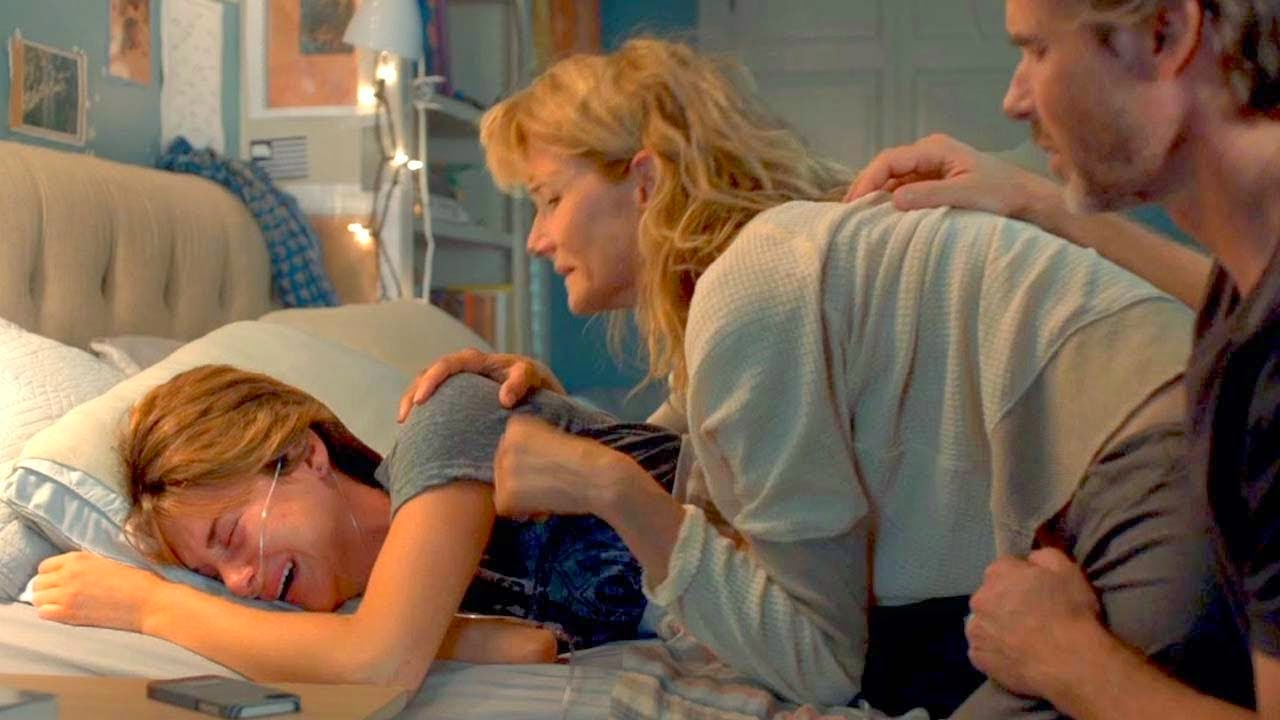 the fault in our stars shailene woodley laura dern sam trammell