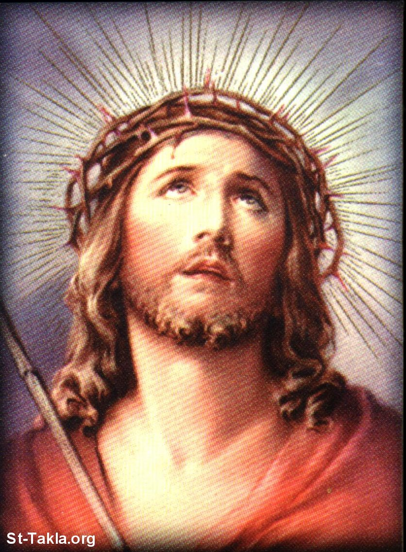 Pictures Jesus Christ with Thorns Crown
