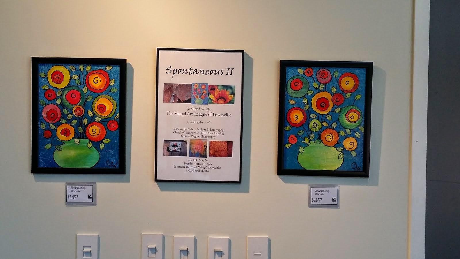 Three Artist Show