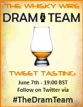 The Dram Team Tweet Tasting
