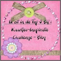 ik zat bij de top 6 van de challenge 142 van KIC