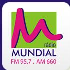 Rádio Mundial AM de São Paulo SP ao vivo