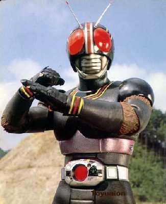 kamen rider black Série   Black Kamen Rider   Completo   Dublado