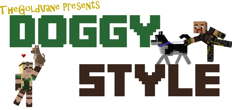 DoggyStyle Mod para Minecraft 1.7.10