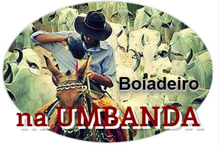 Boiadeiro na Umbanda