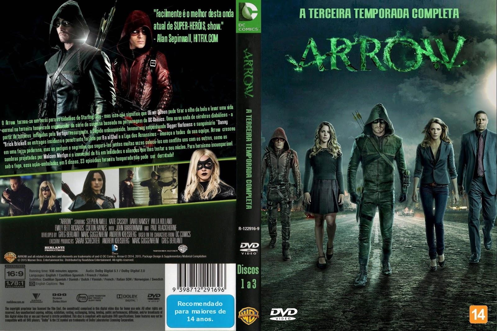 Arrow | Arqueiro Verde | Gigante das Capas