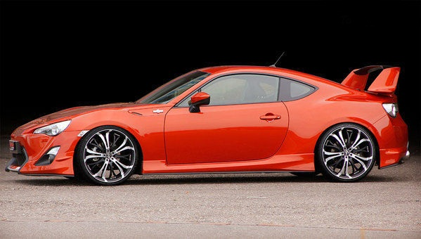 2013 Toyota GT86 by Barracuda gassguzzler