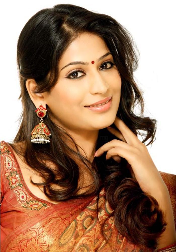 South Indian Actress Saree