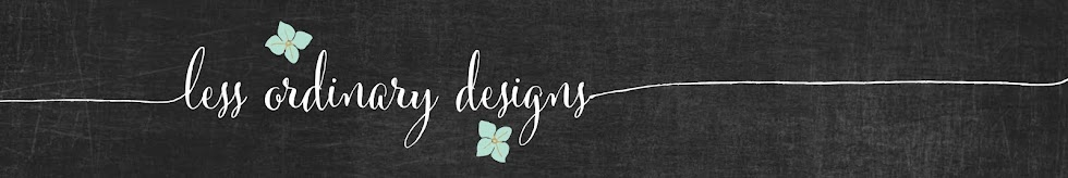 Less Ordinary Designs