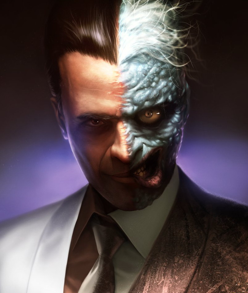 Two-Face (DC Comics) Character Review