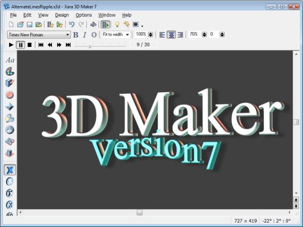 Xara 3d Maker 7 0 Full Version With Key Free