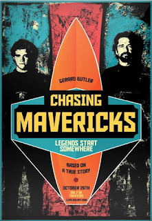 Chasing Mavericks DVDrip Latino 2012