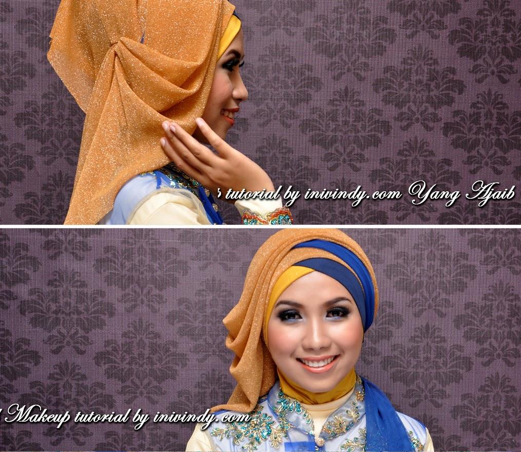 Ini Vindy Yang Ajaib: Makeup Natural dan Tutorial Hijab Wisuda Terbaru