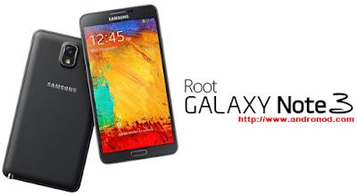 ROOT dan Install CWM Samsung Galaxy Note 3 (SM-N900) OS Lollipop v5.0