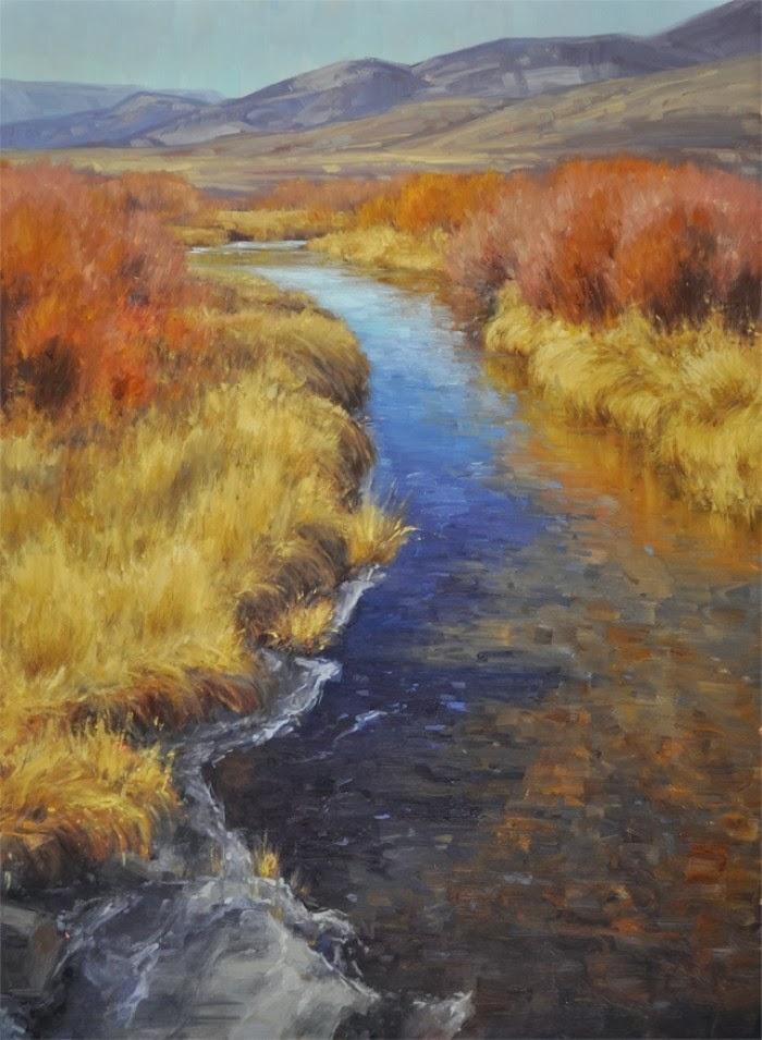 Пейзажи пустыни Колорадо и Скалистых гор. Stacey Peterson