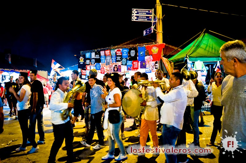 Guca 2014: Festival de las Trompetas