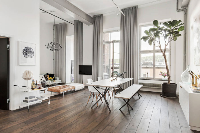 I Like The Overall Look And Decor, It Has A Mix Of Luxury And Traditional  Scandinavian Style And It Goes Very Well Together.