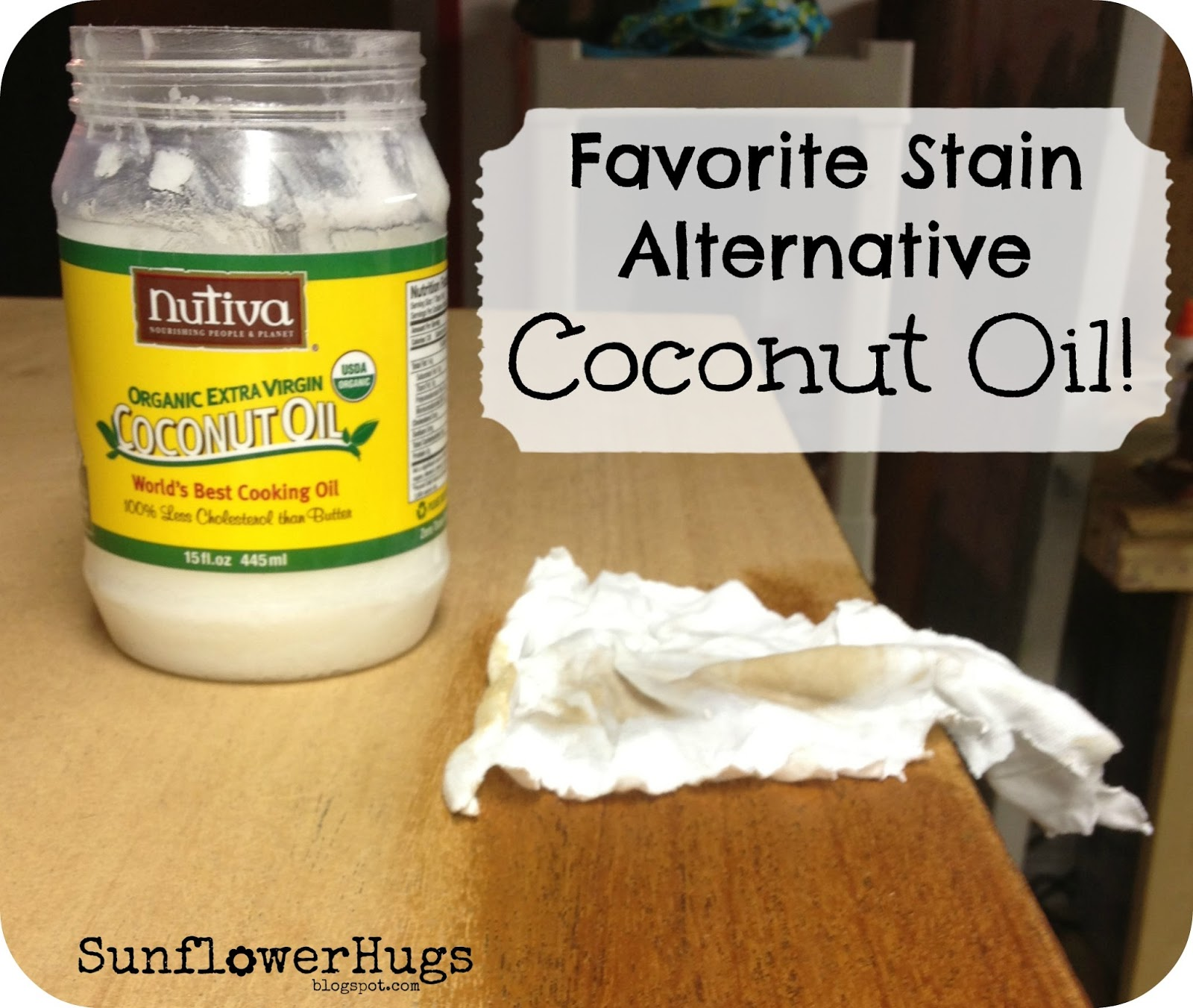 SunflowerHugs: Seaworthy + Coconut Table