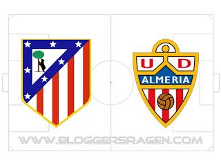 Prediksi Pertandingan Almeria vs Atletico Madrid