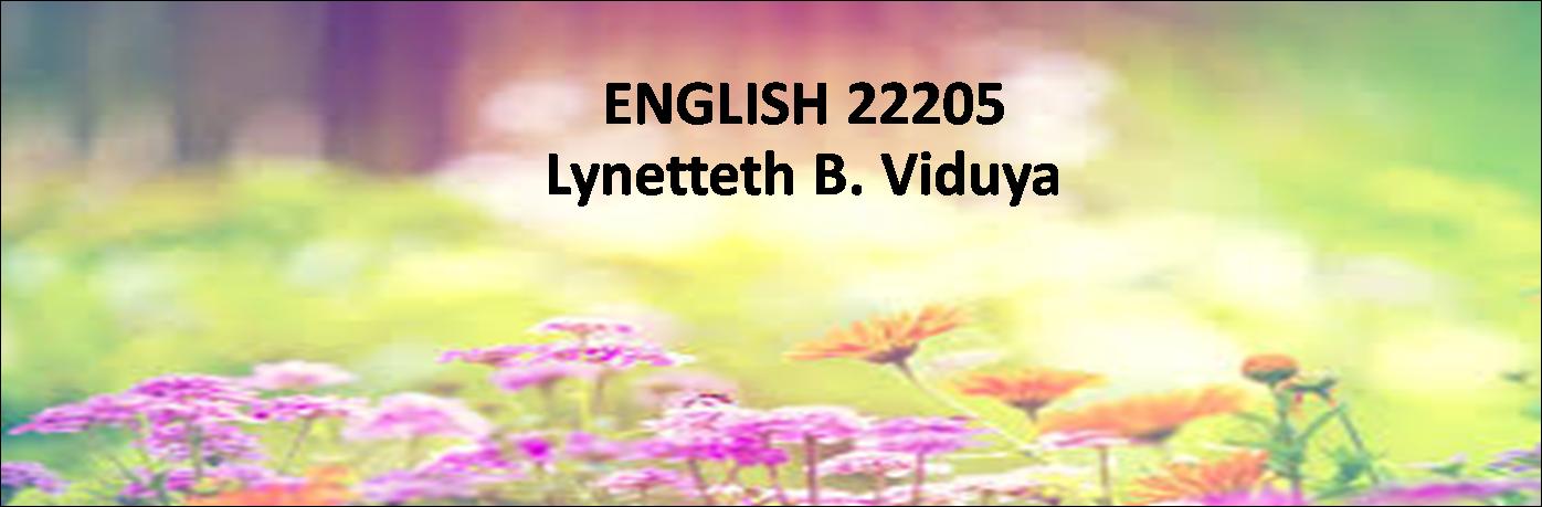 English22205