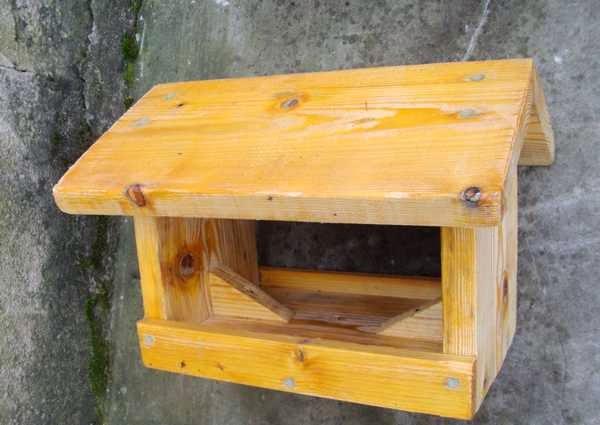 Souvent Fabriquer Mangeoire Oiseaux Facile – Obasinc.com LU74