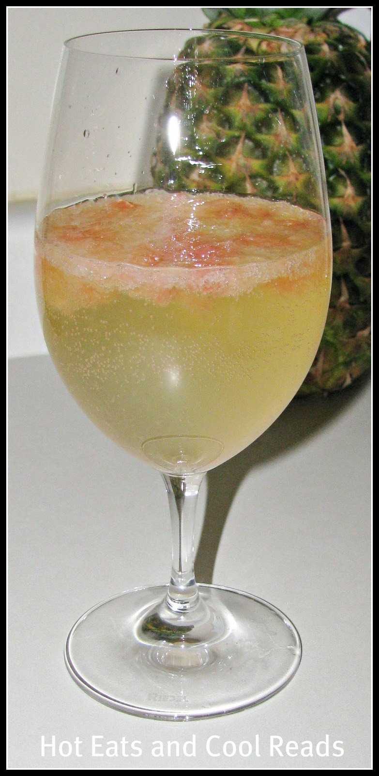 Hot Eats and Cool Reads: Moscato D'asti with Grapefruit Recipe