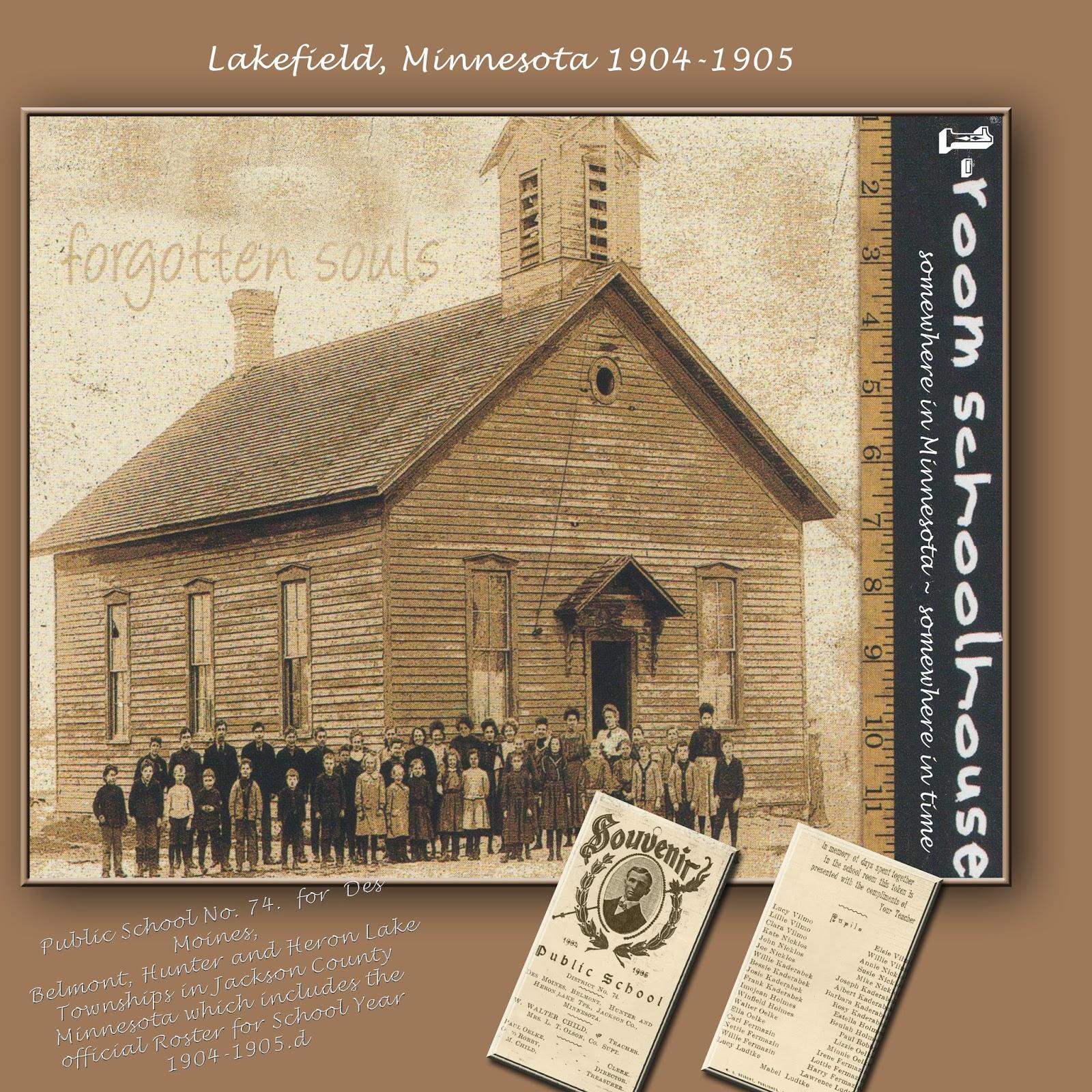 Fermazin Ancestry: Lakefield Minnesota