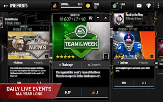 Madden NFL Mobile 2.8.4 Mod Apk (Unlimited Money)