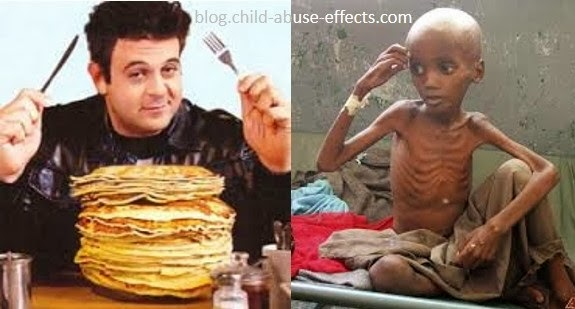 Gluttony vs Famine: Do We Have Our Priorities Straight?